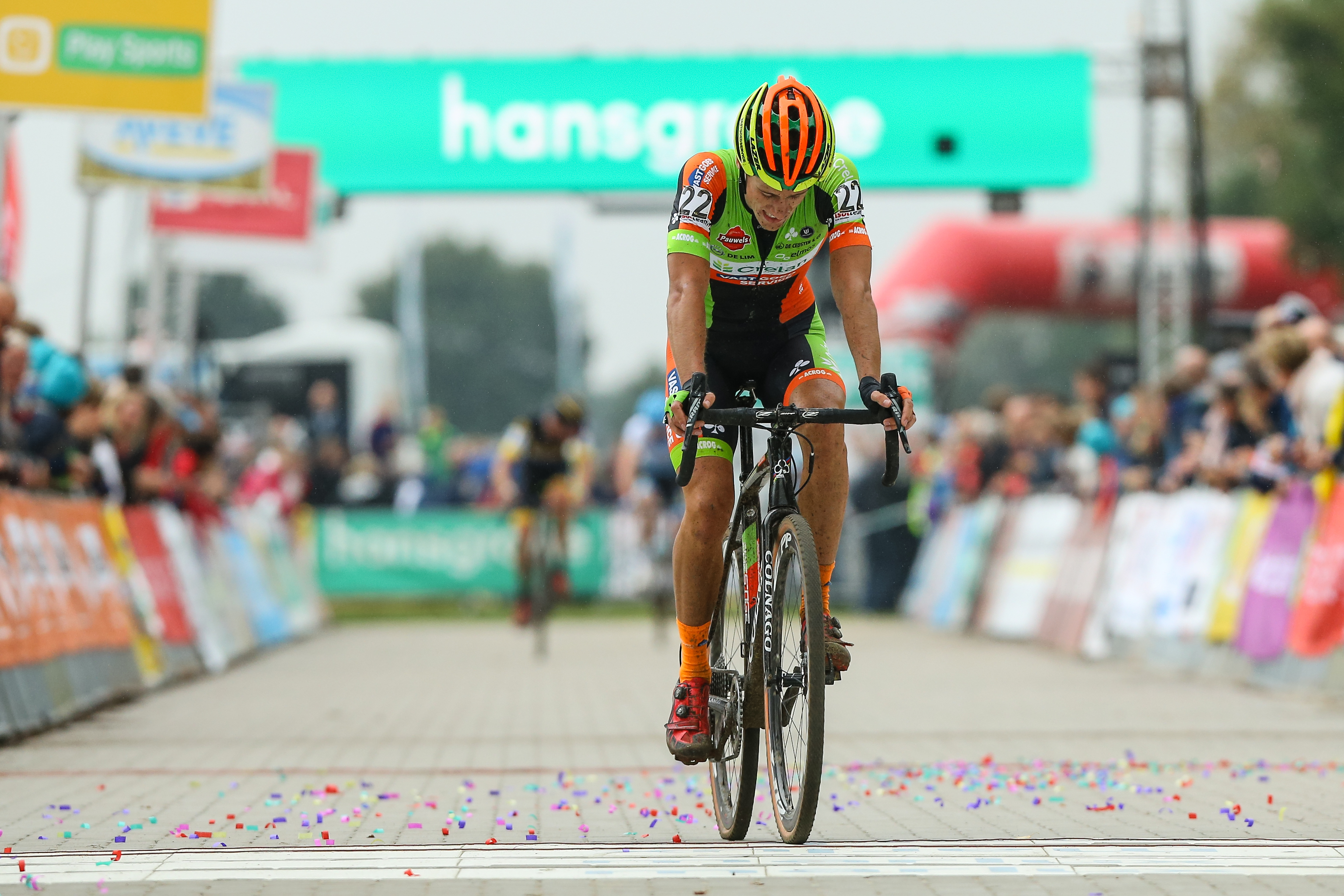 NETHERLANDS CYCLOCROSS HANSGROHE SUPERPRESTIGE GIETEN